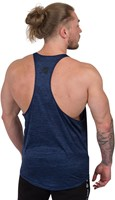 Gorilla Wear Austin Tank Top - Navy-3