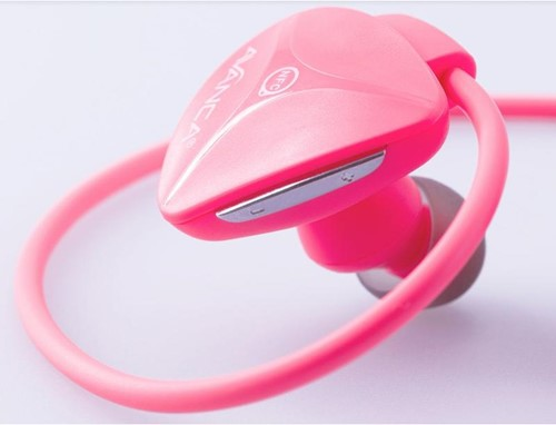 Avanca D1 Bluetooth Headset - Coral-2