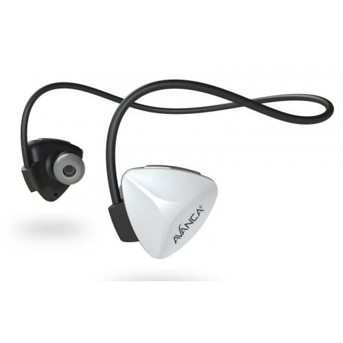 Afbeelding van Avanca D1 Bluetooth Headset - White
