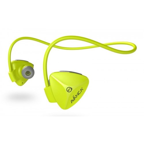 Afbeelding van Avanca D1 Bluetooth Headset - Neon Yellow