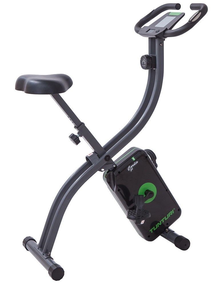 Tunturifitnessonline  - Tunturi Cardio Fit B20 X - Bike Folding Bike