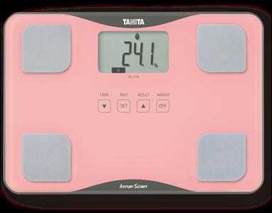 Tanita BC-718 Weegschaal - Roze