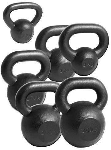 Body-Solid Premium Kettlebells Iron - 12 kg-2