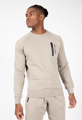 Gorilla Wear Newark Sweatshirt - Beige