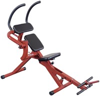 Body-Solid (Best Fitness) Ab Mantis Bench - Rood-1