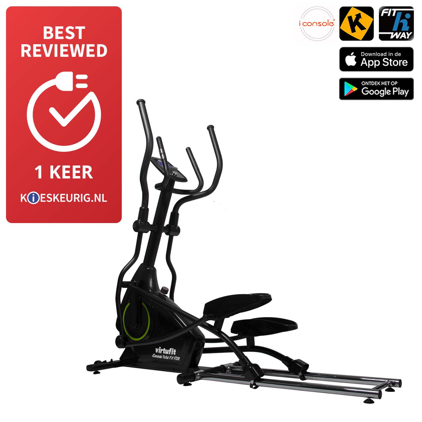 Fitnessapparatuur > Professionele fitnessapparatuur > Professionele Crosstrainers