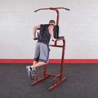 Body-Solid (Best Fitness) Vertical Knee Raise - Rood