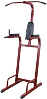 Body-Solid (Best Fitness) Vertical Knee Raise - Rood-1