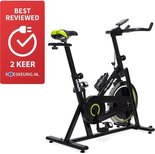 VirtuFit Tour Indoor Cycle Spinningfiets - Inclusief Gratis Training DVD