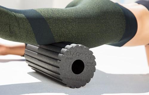 Blackroll Flow Standard Foam Roller - 30 cm - Zwart-3