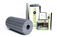 Blackroll Groove Pro Foam Roller - 30 cm - Grijs-2