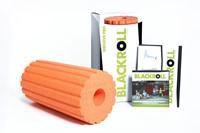 Blackroll Groove Pro Foam Roller - 30 cm - Oranje-2