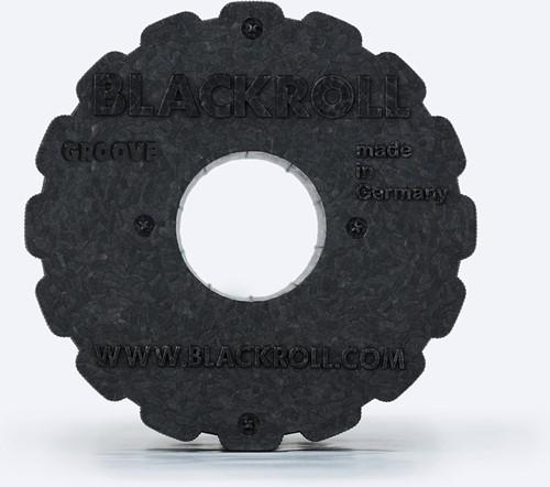 Blackroll Standard Groove Foam Roller - 30 cm - Zwart-3