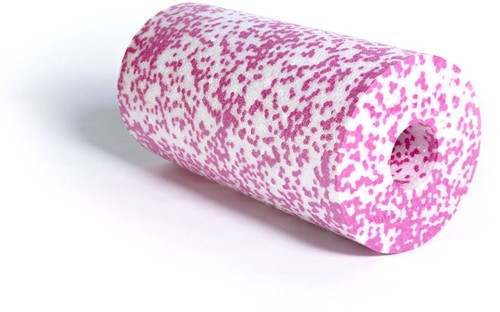 Blackroll MED Foam Roller - 30 cm - Wit / Roze