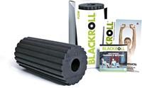 Blackroll Flow Standard Foam Roller - 30 cm - Zwart-2