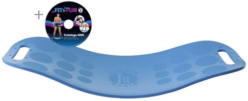 Simply Fit Board Balansbord - Blauw
