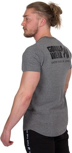 Gorilla Wear Bodega T-Shirt - Gray-3