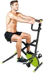 Body Crunch Evolution Hometrainer - Gratis trainingsschema