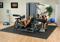 Body Solid ProDual 4 Stack Homegym-3
