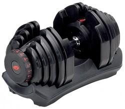 Bowflex 1090i Selecttech Verstelbare Dumbell 40.8 kg - 1 Dumbell