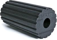 Blackroll Standard Groove Foam Roller - 30 cm - Zwart