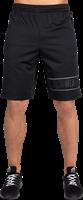Gorilla Wear Branson Shorts - Zwart/Grijs-2