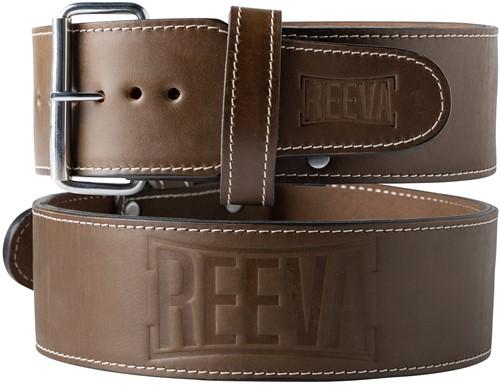 Reeva Leren Lifting Belt - Halterriem