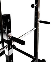 Bruce Lee Dragon Power Rack Halterbank - Showroommodel-3
