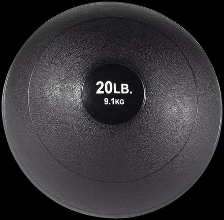 Body-Solid Slam Balls - Zwart - 9.7 kg