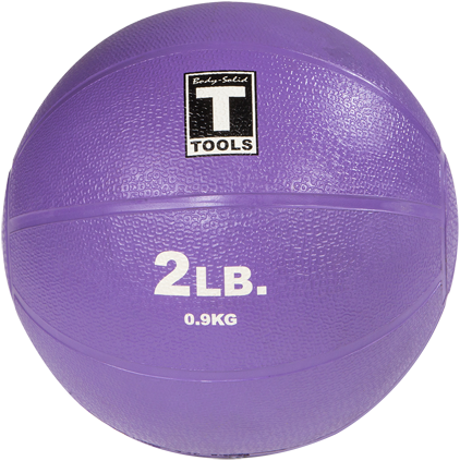 Body-Solid Medicine Ball - 0.9 kg