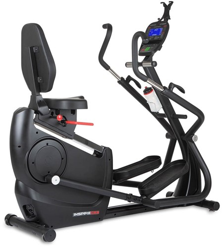 Finnlo Maximum Inspire CS3.1 Cardio Strider - Ligfiets - Crosstrainer - Gratis trainingsschema