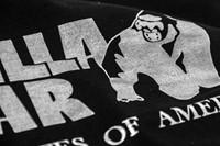 Gorilla Wear Classic Tank Top - Zwart/Zilver-3