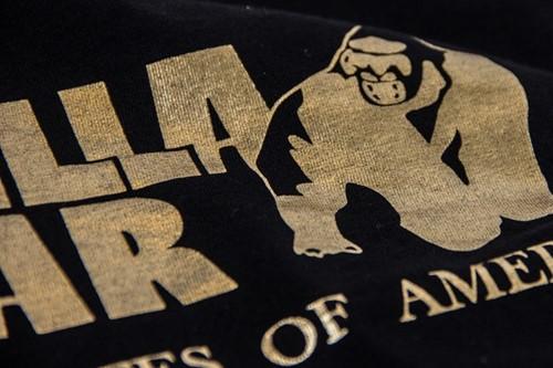 Gorilla Wear Classic Tank Top - Gold-3