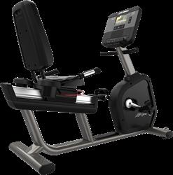 Life Fitness Club Series+  Ligfiets