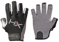 Harbinger Men's X3 Competition Open Finger Crossfit Fitness Handschoenen Gray/Black
