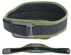 Harbinger Competition 6'' CoreFlex Belt - Groen/Grijs/Zwart - 15 cm