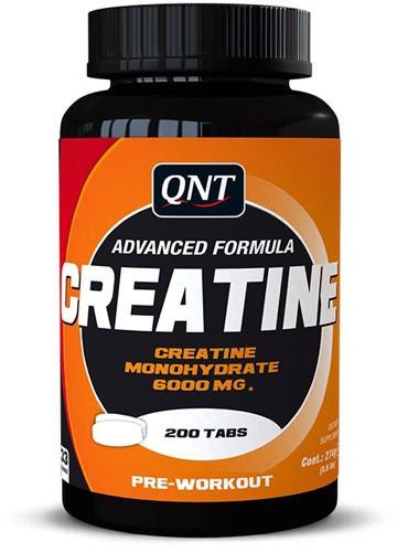 QNT Creatine Monohydrate Tabs 200