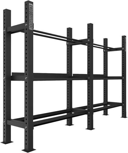 Lifemaxx Crossmaxx Storage Rack - Opbergrek - Model 2