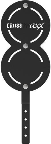 Lifemaxx Crossmaxx Double Wallball Target - voor Crossmaxx Rig