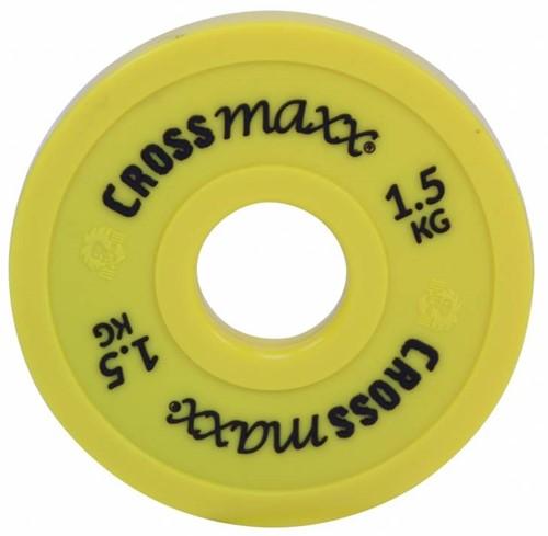 Lifemaxx Crossmaxx Elite Fractional Plate - Halterschijf - 50 mm - 1,5 kg