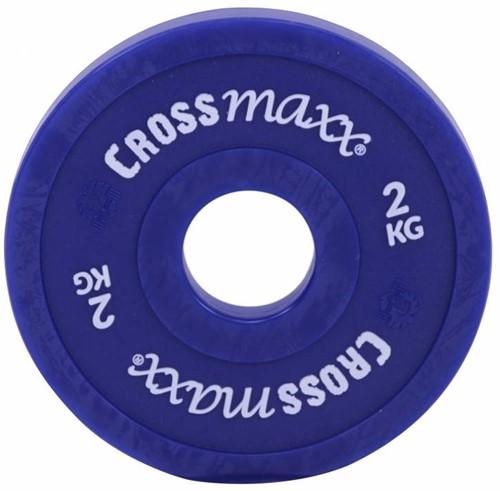 Lifemaxx Crossmaxx Elite Fractional Plate - Halterschijf - 50 mm - 2 kg