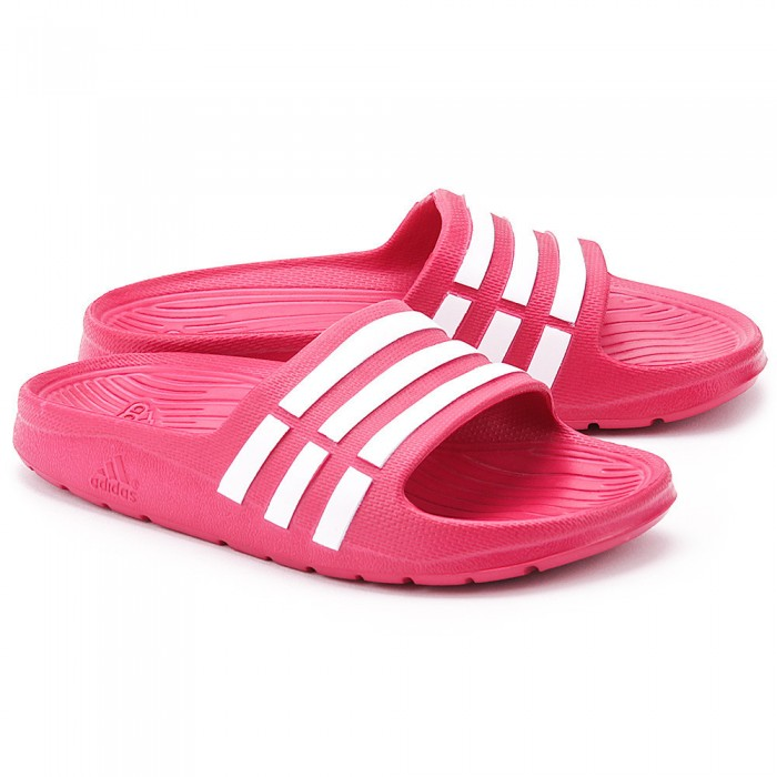 Adidas Duramo Slippers Slide Roze Junior 33