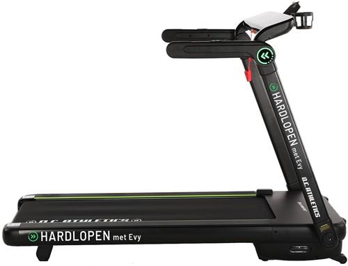 D.C. Athletics Loopband - Hardlopen met Evy - Gratis trainingsschema - Showroommodel