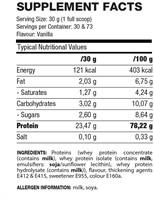 QNT Delicious Whey Protein - 2200g - Lemon Meringue -2