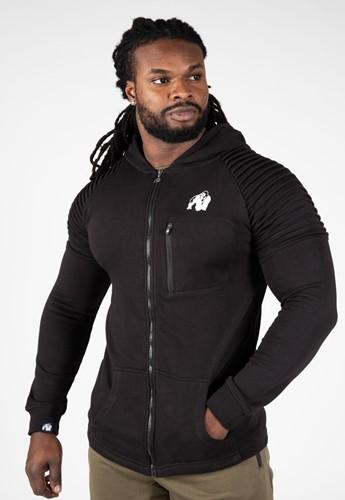 Gorilla Wear Delta Hoodie - Zwart
