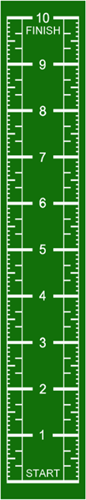 Sprint Track groen