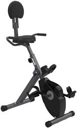 fitnessapparaat.nl-VirtuFit Opvouwbare Deskbike - Bureaufiets met Computer en Rugleuning - Gratis trainingsschema-aanbieding