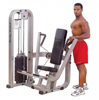 Body-Solid Pro Club Line Chest Press-2