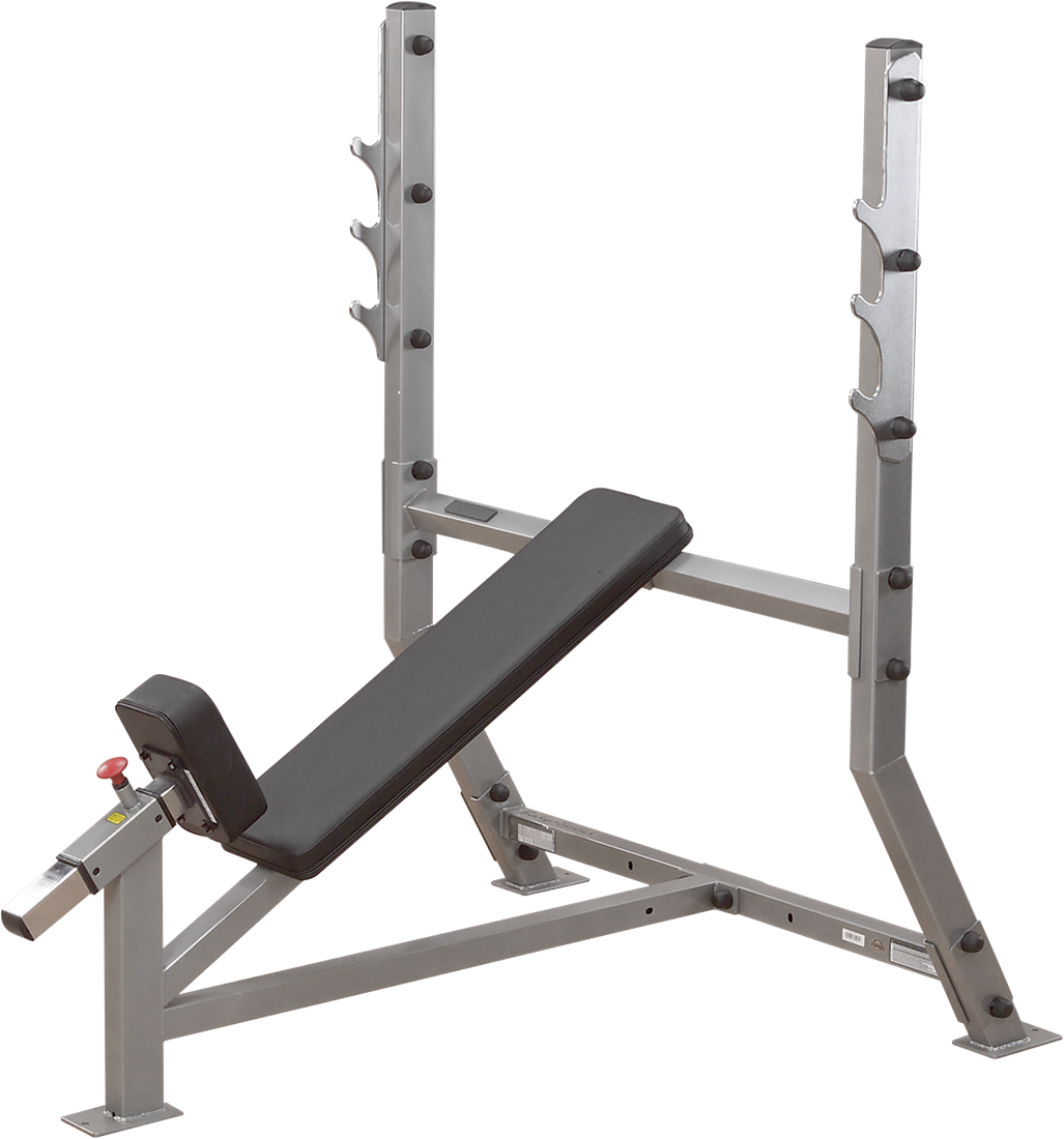 Body-Solid Pro Club Line Incline