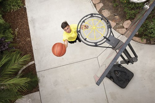 SKLZ Double Double Basketbal Trainer - Verpakking beschadigd-3